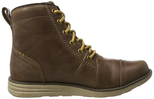 Columbia Herren Irvington 6 LTR Boot WP Chukka Braun (Cinnamon/ Maple)