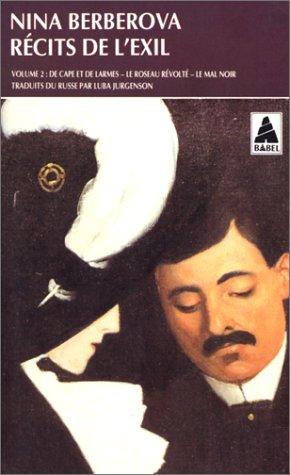 RECITS DE L'EXIL. Volume 2