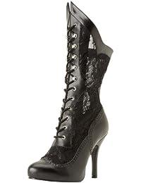 Pleaser Vic116x/bpu-l, Botas Mujer  Zapatos de moda en línea Obtenga el mejor descuento de venta caliente-Descuento más grande
