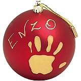 Baby Art Christmas Ball - Bola de Navidad