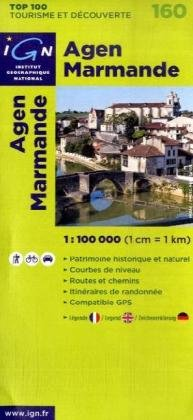 Agen/Marmande: IGN.V160