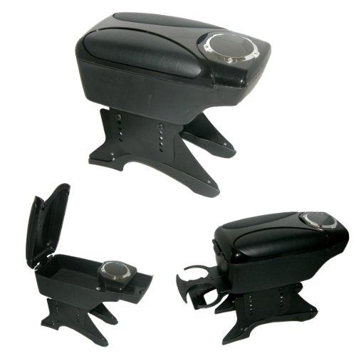 Preisvergleich Produktbild Akhan 10MA02 - Mittelarmlehne Armlehne Armstütze Schwarz Design Mittelkonsole
