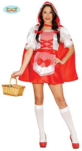 Disfraz de Caperucita Roja del bosque - Estándar