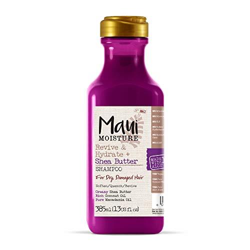 Maui Feuchtigkeit Revive & Hydrate + Shea Butter Shampoo 385ml