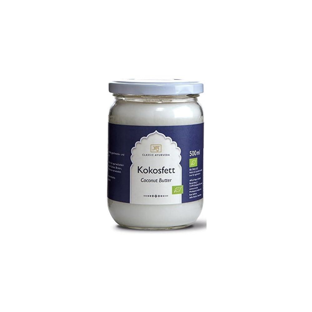 Kokosfett Kokosl Coconut Butter Im Glas 2erpack 2 X 500ml Bio