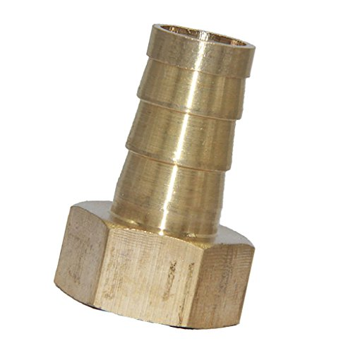 NPT Adapter Schnellkupplung Messing 1/4 1/8 3/8 1/2 1 Zoll Verbindungsstück - 3/8-12mm