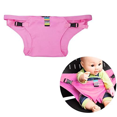 KOBWA Baby Fütterungsstuhl-Gürtel, tragbar, für Reisen, Sicherheitsgurt, Gurt für Babyfütterung – waschbar, ungiftig, Komfort –...