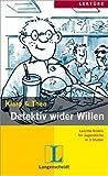 Detektiv wider Willen (Stufe 1) - Buch mit Mini-CD