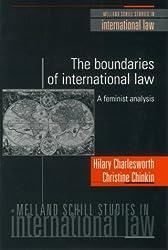 Boundaries of International Law: A Feminist Analysis (Melland Schill Studies in International Law)