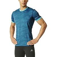 Adidas Men's Running T-Shirt Kanoi Run Reversible