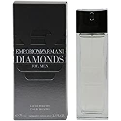 Armani Diamonds Men Eau De Toilette Vaporisateur 75ml