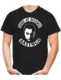 Sons of Science T-Shirt | The Big Bang Theory | Fun