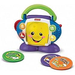 Fisher Price - P2672-0 - Mon Premier Lecteur CD
