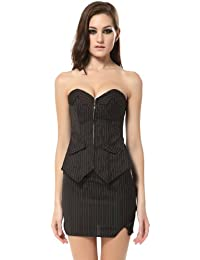 Ivy Shi Damen Vollbrust Corsage With Skirt