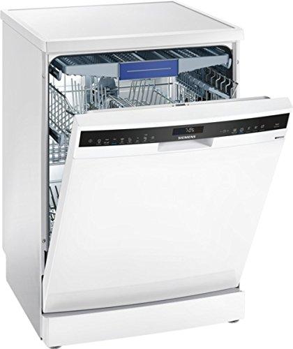 Siemens SN258W02ME iQ500 Geschirrspüler 1.7 cm/A++ / 266 kWh/Jahr / 2660 L/Jahr/AquaStop/weiß