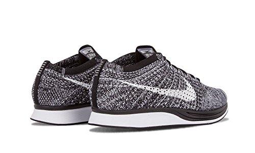 Nike Herren Laufschuhe, 44 EU Black/White