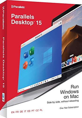 Parallels Desktop 15 für Mac (Jahreslizenz)