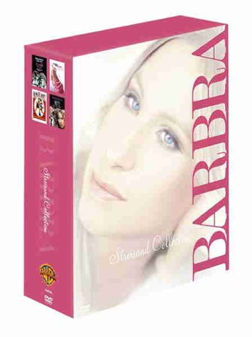 Barbra Streisand Collection (Was, Du willst nicht?; Sandkastenspiele; Nuts; Is was, Doc?) [4 DVDs]