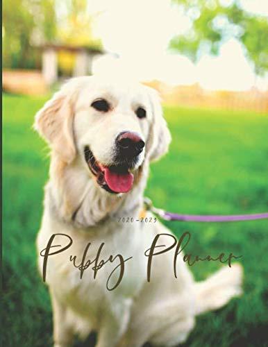 2020-2029 10 Ten Year Planner Monthly Calendar Puppy Dog Goals Agenda Schedule Organizer: 120 Months Calendar; Appointment Diary Journal With Address ... Notes, Julian Dates & Inspirational Quotes -