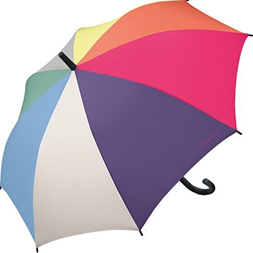 Paraguas largo Esprit Arcoiris