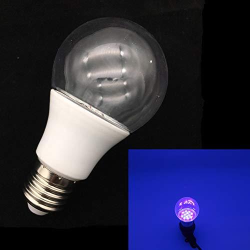 BeesClover LED-Lampe, keimtötende UV-Lampe, 6 W, für Badezimmer, Küche, WC -