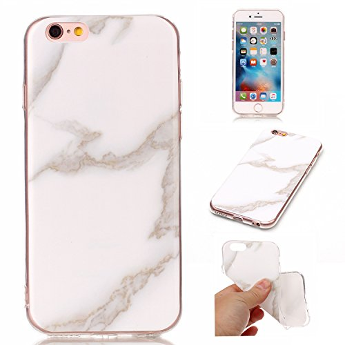 Cover iPhone 6 iPhone 6s, Sportfun morbido protettiva TPU Custodia Case in silicone per iPhone 6 iPhone 6s (06) 08