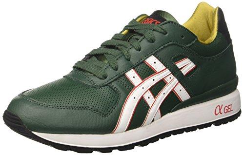 Asics Unisex – Adulto Gt-ii scarpe sportive Muschio/Bianco