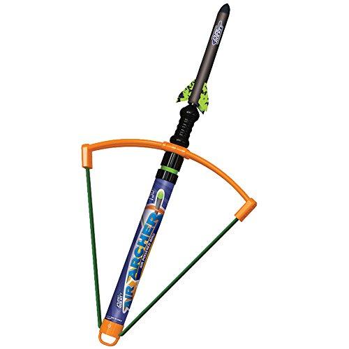 GeoSpace 42134 - Air Archer -3 Raketen, 4 Darts im Blister, Sportspielzeug