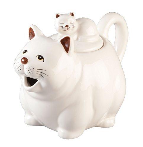 Katze Teekanne von heimeliges Küche