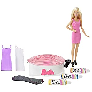 Barbie Spin Art Designer with Doll Playset