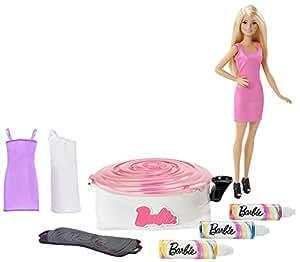 Barbie Spin Art Designer Set, Multi Color