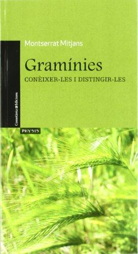 Gramínies: Conèixer-les i distingir-les (Physis) por Montserrat Mitjans
