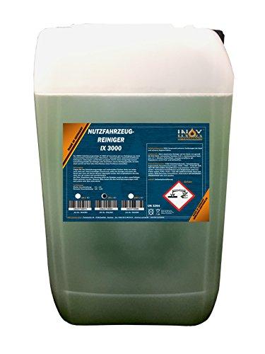 INOX IX 3000 Nutzfahrzeugreiniger, 25L - Aktivreiniger für Planen, LKW und KFZ