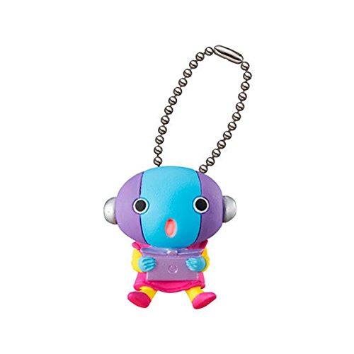 on Ball Udm Burst 30 Figure Swing Keychain~Zen-Oh King of All~Size 19 mm ()