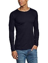 Trigema Langarm-Shirt - T-shirt à manches longues - Homme