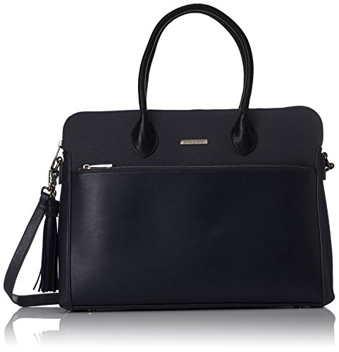 Bulaggi - Sallinger Laptop Bag, cartella Donna Blu (Dunkel Blau)