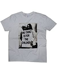 Actual Fact ODB Lennon Wu Tang is for The Children Crew Hip Hop White T-Shirt