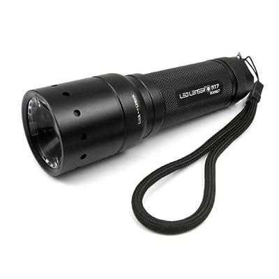 LED LENSER® MT7, LED Taschenlampe, 220 Lumen Lichtleistung, Art. Nr. 8307-T von Zweibrüder bei Lampenhans.de