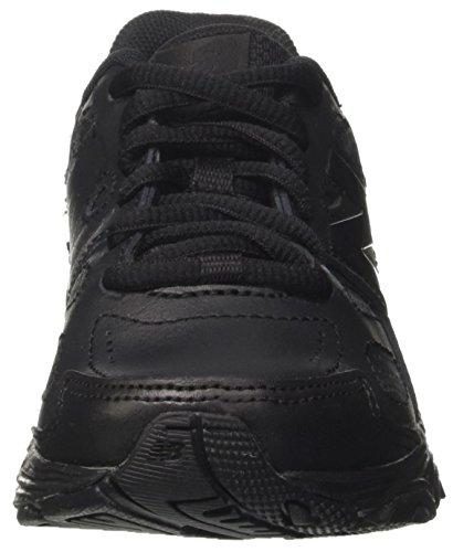New Balance Unisex Baby 680 Sneaker Schwarz (Black)
