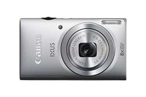 Canon Appareil Photo Numérique Compact IXUS 140 + house et carte SD 4GB - 16 Mpix zoom 8 x Argent