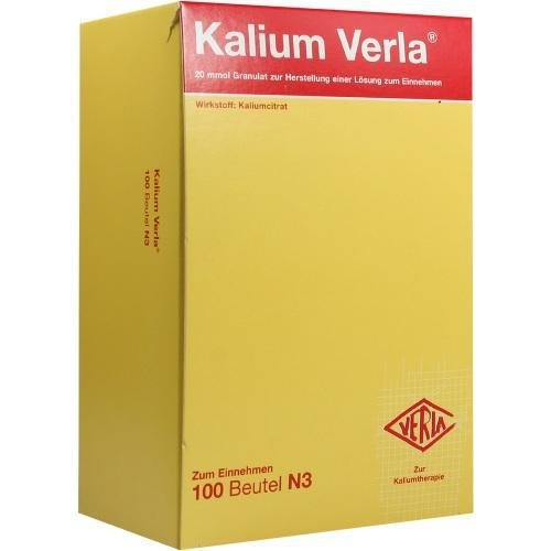 KALIUM VERLA BTL 100St 7712896
