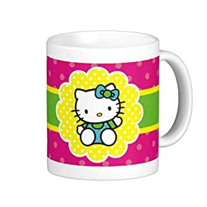 PrettyurParty Hello Kitty Mug