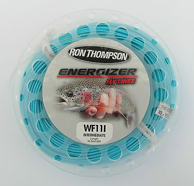 Ron Thompson Energizer INT WF8Fly Line