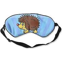 Cartoon Happy Hedgehog 99% Eyeshade Blinders Sleeping Eye Patch Eye Mask Blindfold For Travel Insomnia Meditation preisvergleich bei billige-tabletten.eu