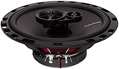 Rockford Fosgate R165X3 Prime 6.5-Inch Full-Range 3-Way Coaxial Speaker - Set of 2