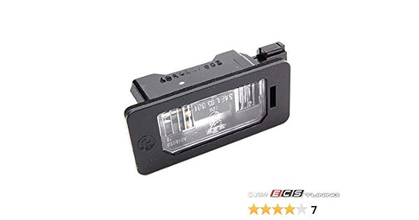 Bmw Oem Original Kennzeichenbeleuchtung Lampe Rechts Links Passend Für E90 E39 X6 E60 E61 Auto