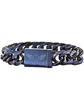 Police Herren Armband, Länge 20cm 25507BSEN/03-L