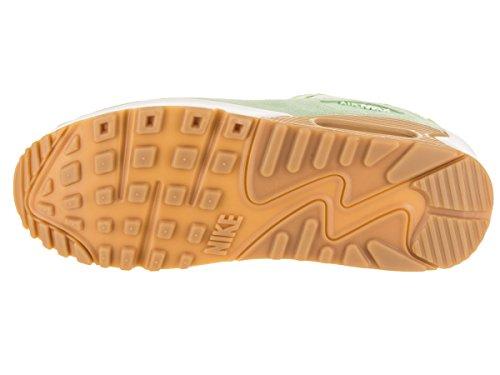Basket, couleur Vert , marque NIKE, modèle Basket NIKE AIR MAX 90 Vert Fresh Mint