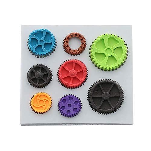 s Fondant gebäck - Tool Schokolade silikon - ausrüstung sugarcraft backen. Kuchen dekorieren ()