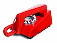 Wild & Wolf Trim Phone - Red